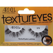 Ardell Lashes, 578, TexturEyes