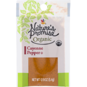 Ahold Nature's Promise Organic Cayenne Pepper