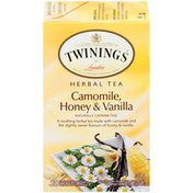 Twinings Camomile, Honey & Vanilla Herbal Tea Bags