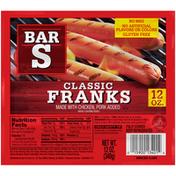 Bar-S Classic Franks