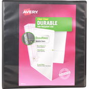 Avery Binders, Clear Cover, 1-1/2 Inch