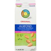 Full Circle Almond Beverage, Original, Unsweetened