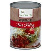 Carolines Taco Filling, Vegetarian, Can