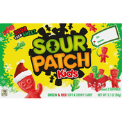 Sour Patch Kids Christmas Candy