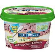 Blue Bunny Bordeaux Cherry Chocolate Frozen Yogurt