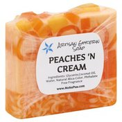 Moku Pua Soap, Peaches 'N Cream
