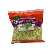 Signature Farms Lettuce Shreds Iceberg Lettuce