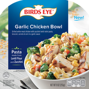 Birds Eye Garlic Chicken Bowl