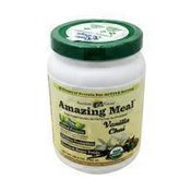Amazing Grass Amazing Meal Organic Vegan Protein Vanilla Chai Infusion