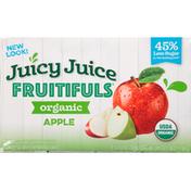 Juicy Juice Juice Beverage, Organic, Apple