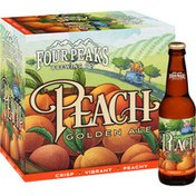 Four Peaks Brewing Company Peach Golden Ale