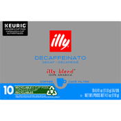 Illy Coffee, 100% Arabica, Decaf, K-Cup Pods
