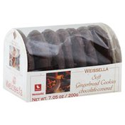 Weiss Cookies, Gingerbread, Chocolate-Covered