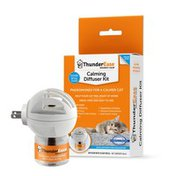 ThunderEase Calming Pheromone Essence Drop Diffuser Kit for Cats