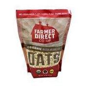 Farmer Direct Co-Op Organic Regular Rolled Oats