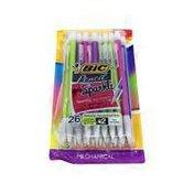 BiC Mechanical Pencils, Medium (0.7 mm), No. 2