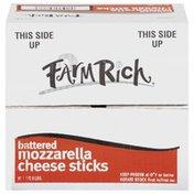 Farm Rich Battered Mozzarella Cheese Sticks