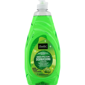 Essential Everyday Dishwashing Liquid, Ultra Concentrated, Green Apple Scent
