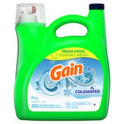 Gain Coldwater Liquid Laundry Detergent With Oxi Boost, Icy Fresh Fizz