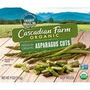 Cascadian Farm Organic Cuts Asparagus