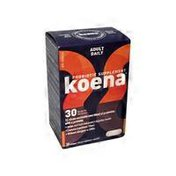 Koena Daily Probiotic Supplement for Adults
