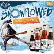 Flying Dog Beer, Snowplowed, Hibernation Pack