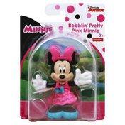 Fisher-Price Toy, Bobblin' Pretty Pink Minnie