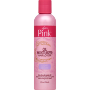 Luster's Pink Hair Lotion, Oil Moisturizer, Light