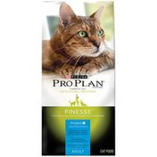 Purina Pro Plan Finesse Protein + Trout & Rice Formula Adult Cat Food