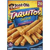 José Olé Chicken Corn Taquitos