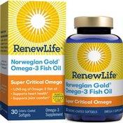 Renew Life Super Critical Omega
