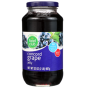 Food Club Concord Grape Jelly