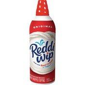 Reddi Wip Reddi Wip Original Dairy Whipped Topping