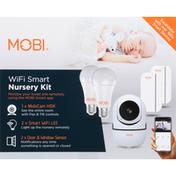 Mobi Nursery Kit, WiFi Smart