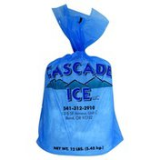 Cascade Ice Ice, Cubes