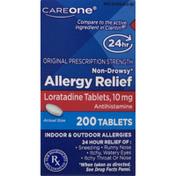 CareOne Allergy Relief Loratadine 10 mg Tab