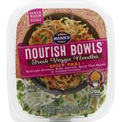 Mann's Fresh Veggie Noodles, Spicy Thai