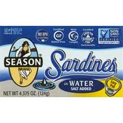 Season Sardines, in Water