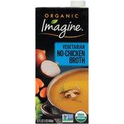 Imagine Organic Vegetarian No-Chicken Broth
