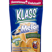 Klass Drink Mix, Cantaloupe Flavored