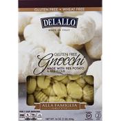 DeLallo Gnocchi, Gluten Free, Family Style