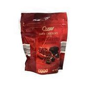 Choceur Soft Superberries Pomegranate Fruit-flavored Centers Covered In Rich Dark Chocolate
