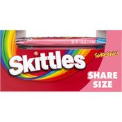 Skittles Smoothies Share Size Candy