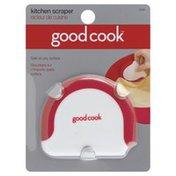 GoodCook Kitchen Scraper, Blister Pack