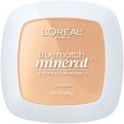 True Match Mineral 406 Nude Beige Pressed Powder