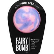 Da Bomb Bath Fizzer, Fairy Bomb, Fun Size