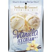 Southern Gourmet Ice Cream Mix, Premium, Vanilla