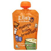 Ella's Kitchen Baby Breakfast, Mango, 2 (from 6 Months)