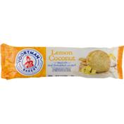 Voortman Bakery Cookies Lemon Coconut