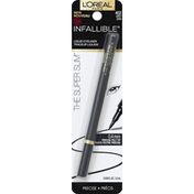L'Oreal Eyeliner, The Super Slim, Liquid, Grey 402